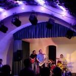 """Musik im Keller mit """"Locker und Ungeübt"""""""